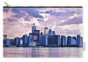Toronto Skyline Carry-all Pouch