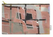 Urban Abstract San Diego Carry-all Pouch