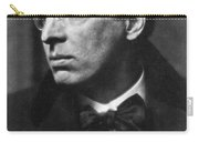 William Butler Yeats Carry-all Pouch