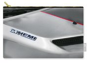 6.1 Hemi - 2011 Dodge Challenger Srt8 Carry-all Pouch