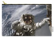 Astronaut Participates Carry-all Pouch by Stocktrek Images