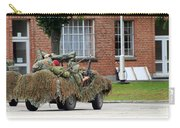 A Recce Or Scout Team Of The Belgian Carry-all Pouch by Luc De Jaeger