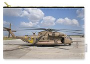 A Sikorsky Ch-53 Yasur Of The Israeli Carry-all Pouch