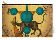 Alchemy Illustration Carry-all Pouch