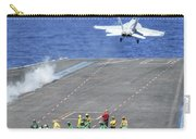 An Fa-18e Super Hornet Launches Carry-all Pouch