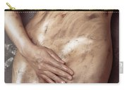 Beautiful Soiled Naked Woman's Body Carry-all Pouch