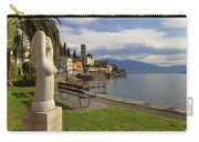Brissago - Ticino Carry-all Pouch by Joana Kruse