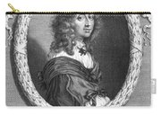 Christina (1626-1689) Carry-all Pouch
