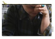 Depression And Addiction Carry-all Pouch