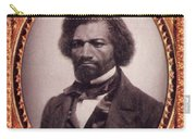 Frederick Douglass African-american Carry-all Pouch