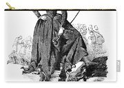 George Sand (1804-1876) Carry-all Pouch