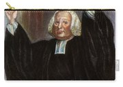 George Whitefield Carry-all Pouch