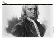 Isaac Newton, English Polymath Carry-all Pouch by Science Source
