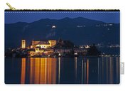 Island Of San Giulio Carry-all Pouch by Joana Kruse