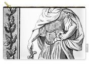 Julius Caesar (100 B.c.-44 B.c.) Carry-all Pouch