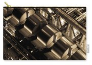 Lloyd's Building London Abstract  Carry-all Pouch