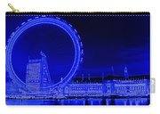 London Eye Art Carry-all Pouch