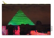 Pyramids Of Giza Carry-all Pouch