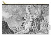 Quebec Expedition, 1775 Carry-all Pouch
