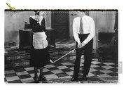 Silent Film Still: Golf Carry-all Pouch