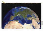 The Blue Marble Next Generation Earth Carry-all Pouch