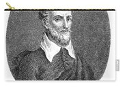 Torquato Tasso (1544-1595) Carry-all Pouch