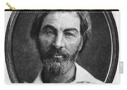 Walt Whitman (1819-1892) Carry-all Pouch