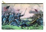 American Civil War, Battle Carry-all Pouch