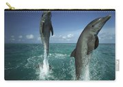 Bottlenose Dolphin Tursiops Truncatus Carry-all Pouch