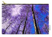 Epping Forest Trees Carry-all Pouch