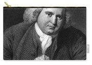Erasmus Darwin, English Polymath Carry-all Pouch