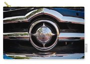 8 In Chrome Carry-all Pouch