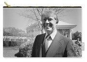Jimmy Carter (1924- ) Carry-all Pouch by Granger
