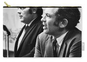 Norman Mailer (1923-2007) Carry-all Pouch