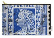 old Australian postage stamp Carry-all Pouch