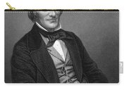 Richard Owen, English Paleontologist Carry-all Pouch