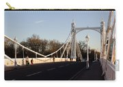 The Albert Bridge London Carry-all Pouch
