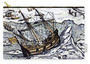 Willem Barents (c1550-1597) Carry-all Pouch