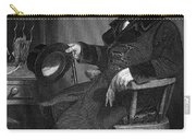 William Henry Harrison Carry-all Pouch