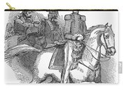 Winfield Scott (1786-1866) Carry-all Pouch by Granger