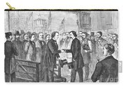 Andrew Johnson (1808-1875) Carry-all Pouch