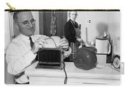 Harry S. Truman (1884-1972) Carry-all Pouch by Granger