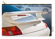 911 Porsche 996 8 Carry-all Pouch