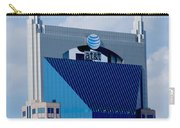 9th Avenue Att Building Nashville Carry-all Pouch