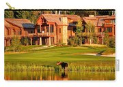 9th Hole's Occasional Water Hazard Carry-all Pouch