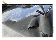 A B-2 Spirit Receives Fuel Carry-all Pouch by Stocktrek Images