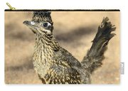 A Baby Roadrunner  Carry-all Pouch