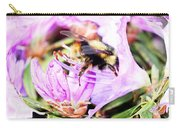 A Bees World Carry-all Pouch