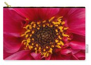 A Big Pink Flower Carry-all Pouch