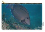 A Blue Tang Surgeonfish, Key Largo Carry-all Pouch